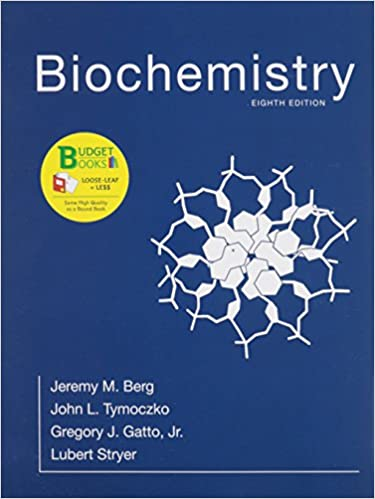 Loose-leaf Version for Biochemistry 8e & LaunchPad (Twelve Month Access)