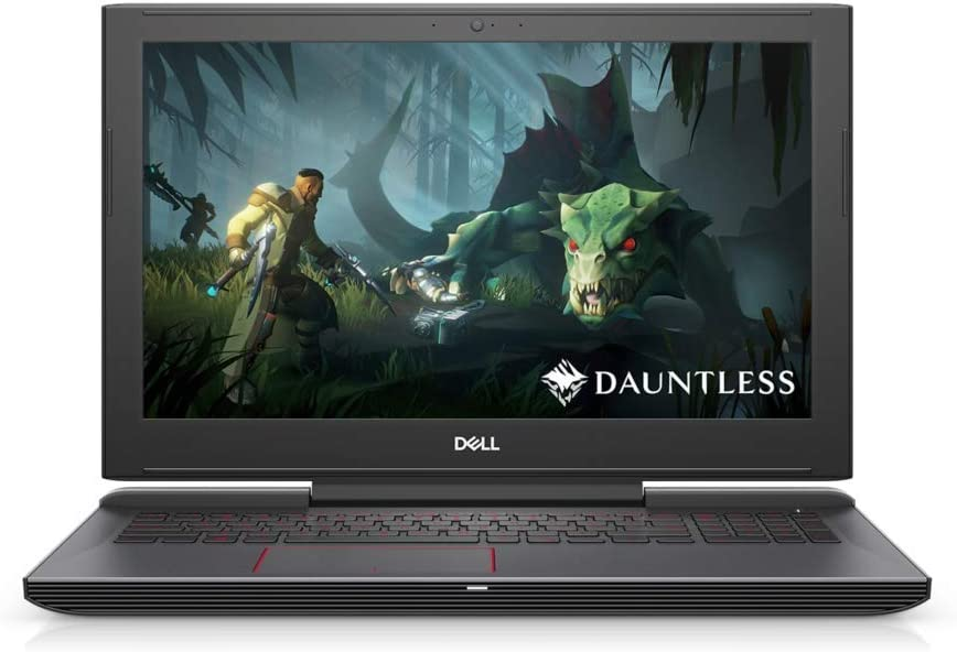 Dell 5587 G5 Flagship Gaming Laptop, 15.6