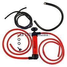 Multi-Use Hand Transfer Pump Fluid Extractor Fuel Oil Water Liquid AN003