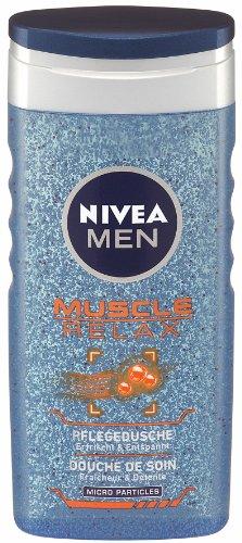 Nivea Men Muscle Relax, 250 ml