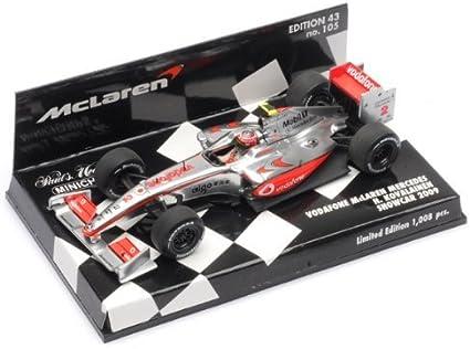 1 J McLaren Mercedes No Button Formel 1 Showcar 2010