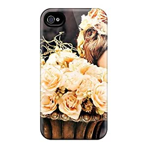 William M Anaximander MAFzHsG1815rVTUz Protective Case For Iphone 4/4s(beauty The Roses)
