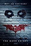 The Dark Knight Poster Movie 11x17 Christian Bale Michael Caine Morgan Freeman Heath Ledger