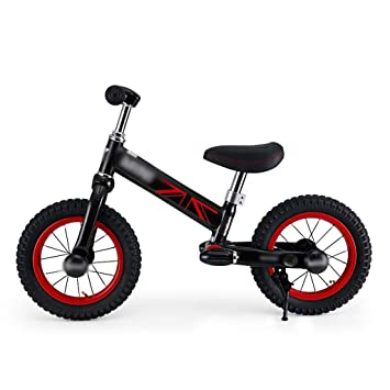 DUWEN Bicicleta de Dos Ruedas para niños con Equilibrio para niños Coche sin Pedal Bicicleta de