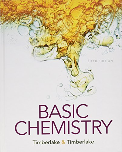 013413804X - Basic Chemistry (5th Edition)