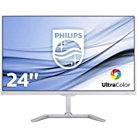 Philips 246E7QDSW PLS 23.6 White Full HD