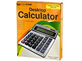 Large Display Desktop Calculator - Pack of 24
