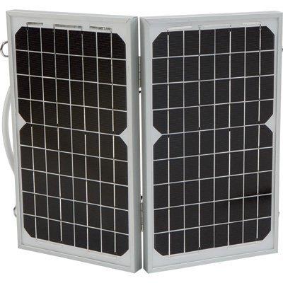 Ironton Folding Solar Panel Kit - 30 Watts