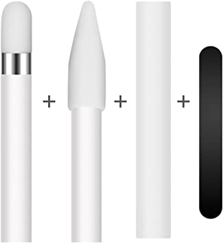 Teyomi Funda Apple Pencil, Funda magnética para Apple iPad Pro y lápiz de Silicona Suave …: Amazon.es: Electrónica