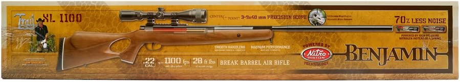 Crosman Benjamin Trail Air Rifle