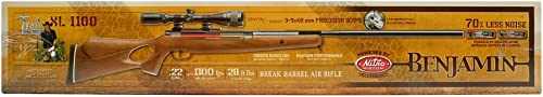 Crosman Benjamin Trail NP XL 1500 .177 Caliber Nitro Piston Air Rifle