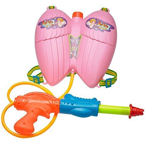 Beach Toys For Girls : Prextex super soaking angel wings water blaster