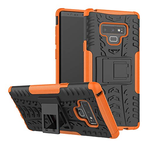 finest selection 37667 0a7e8 Galaxy Note9 Case, Moment Dextrad [Built-in Kickstand][Non-Slip Design]  Dual Layer Hybrid [Shock Proof] Protection Cover for Samsung Galaxy Note9  ...