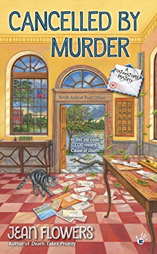 Cancelled by Murder (A Postmistress Mystery Book 2)
