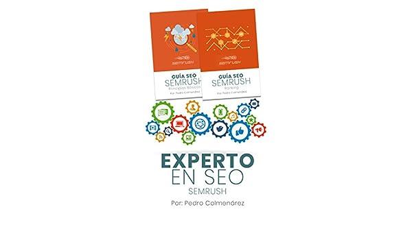 Amazon com: GUÍA EXPERTO EN SEO: SEMRUSH (notas) (Spanish
