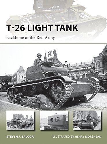 (T-26 Light Tank: Backbone of the Red Army (New Vanguard))