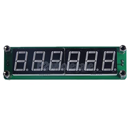 Amazon com: 1~1000MHz Signal Frequency Counter Cymometer