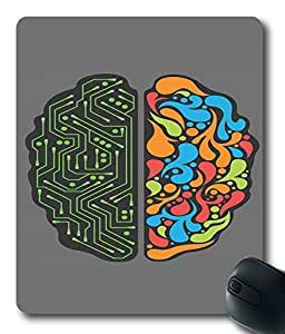 Brain Activity Custom?Cloth?Top?Mouse?Pad Mouse?Mat by runtopwellby Maris's Diary