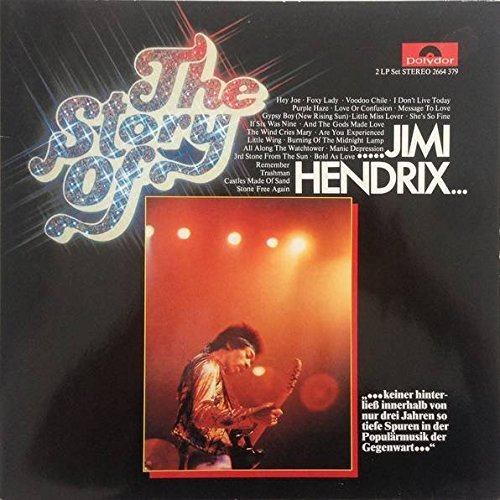 Jimi Hendrix - Jimi Hendrix - The Story Of Jimi Hendrix - Polydor - 2664 379 - Zortam Music
