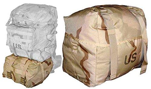 US Military Army MOLLE II DCU Desert Tan Camo SLEEP SYSTEM CARRIER SSC GI
