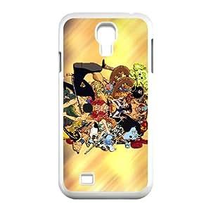 One Piece 020 funda Samsung Galaxy S4 9500 Cubierta blanca del teléfono celular de la cubierta del caso funda EOKXLKNBC17273