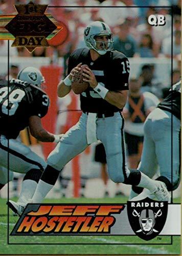 1994 Collector's Edge Silver #101 Jeff Hostetler ()
