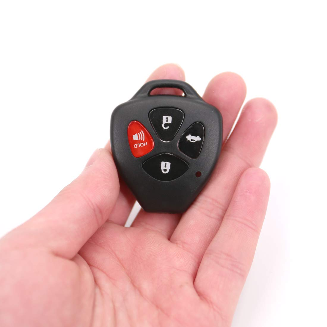 Only Casing 2009-2014 Venza 1 Pack UTSAUTO Key Fob Shell Case /& Pad Cover Housing HYQ12BBY GQ4-29T Fits Toyota 2008-2013 Avalon 2007-2011 Camry 2008-2013 Corolla