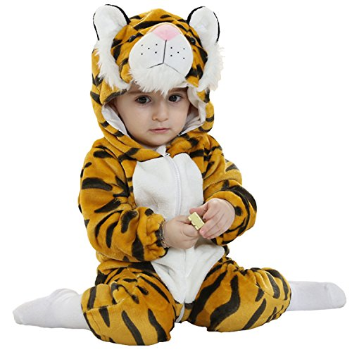 Kirmoo Baby Onesie Pajama Costumes Animals for Kids