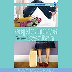 Sophomore Switch Audiobook