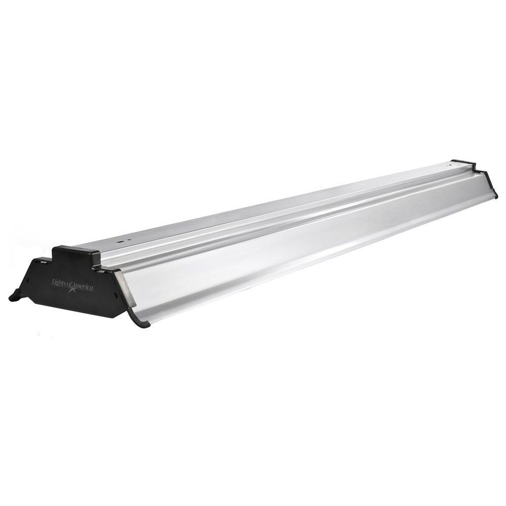 Lights of america 8055ss 4 inch shop light amazon com