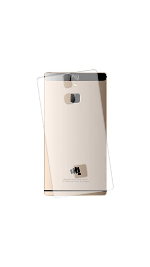 info for 20ce3 0624c Fuhrende Back Transparent Cover For Micromax Canvas 6: Amazon.in ...