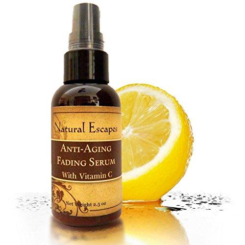 Natural Escapes | Anti-Aging Fading Serum | Vitamin C Serum