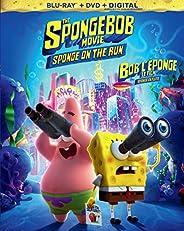 The SpongeBob Movie: Sponge on the Run [Blu-ray Combo]