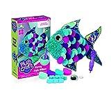 Orb Factory Fancy Fish Pillow (Multi-Colour)