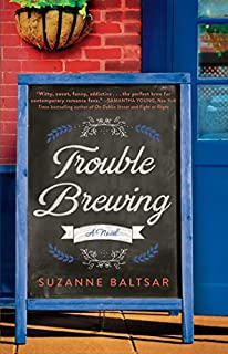 Book Cover: Trouble Brewing