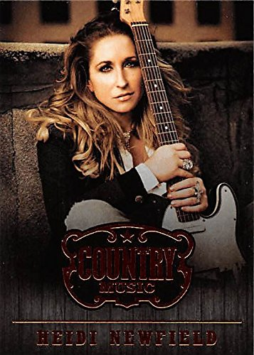 Heidi Newfield trading card (Country Music Star) 2014 Panini #87 from Autograph Warehouse