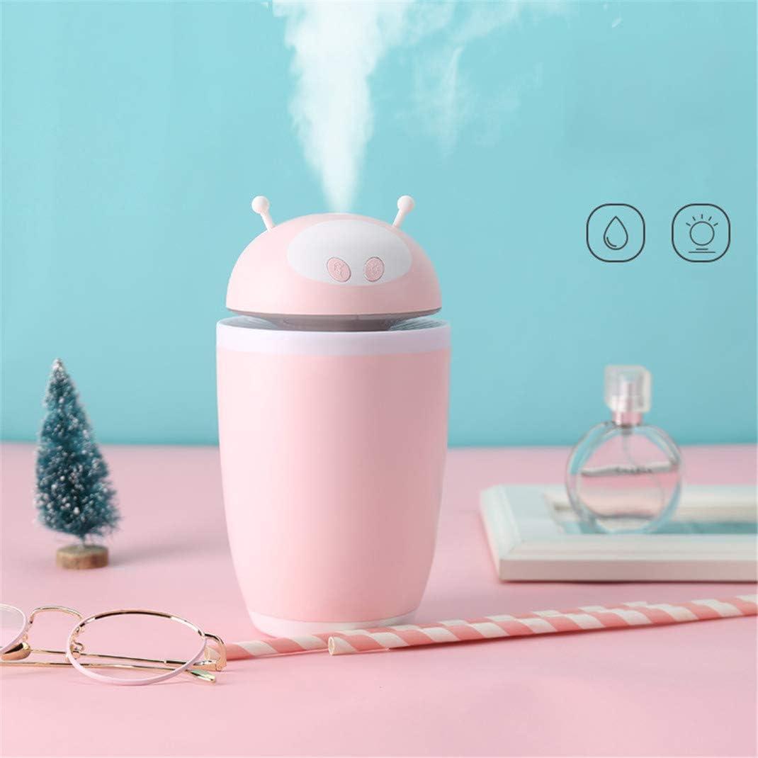 FENGCLOCK Espaciador humidificador de Aroma, Mini purificador de ...