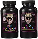 Healthy 'n Fit Kid Naturals 90t,  Bottle (Pack of 2) For Sale
