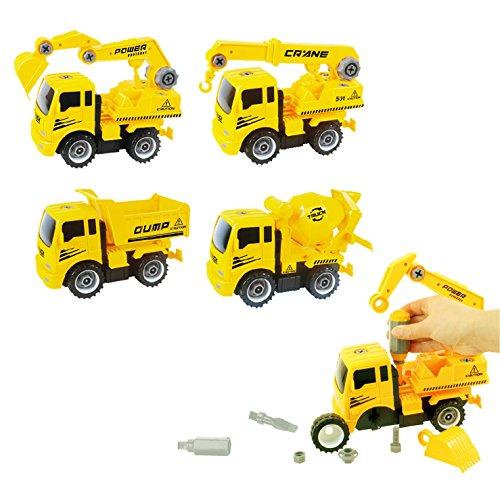 Construction Take Friction Vehicles Excavator