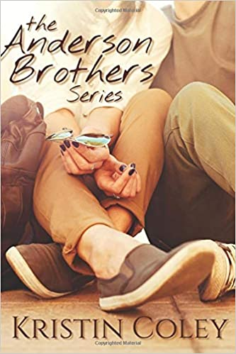 The Anderson Brothers Complete Series: New Adult Romance Boxed Set ...