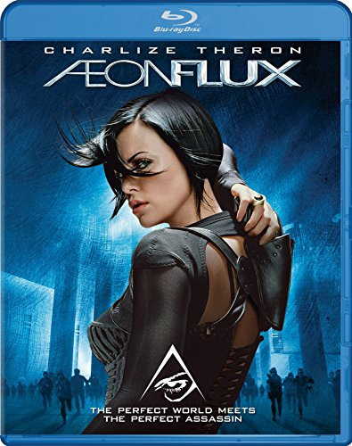 Aeon Flux  Blu Ray