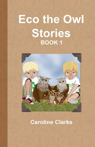 New Title 1 (Eco The Owl Stories)
