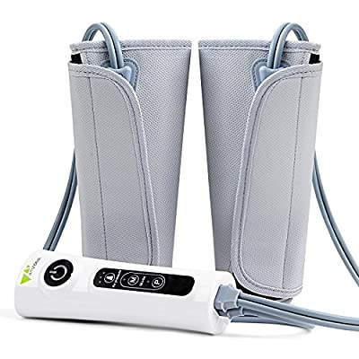 Amzdeal Leg Air Massager Healthcare Air Compression Leg Wrap Massage Therapy