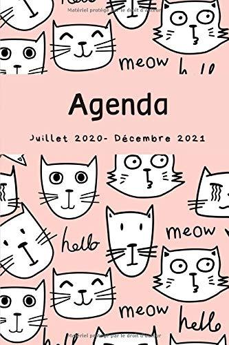 Calendrier Mois De Juillet 2021 Agenda Juillet 2020  Décembre 2021: Chats, Calendrier 2020 2021