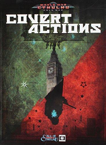 World War Cthulhu Covert Actions