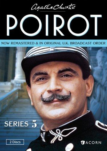 Agatha Christie's Poirot, Series 5 (Poirot Dvd Series 13)