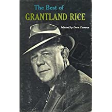The best of Grantland Rice;