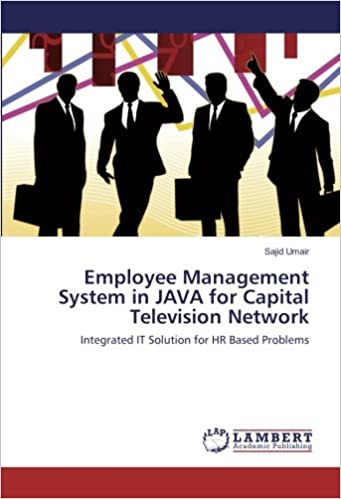 Buy Employee Management System in JAVA for Capital