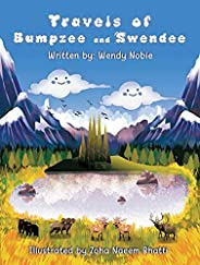 Travels of Bumpzee and Swendee : The Cloudy Twins Meet Toughball: A Children's Book About the Outdoors, Nature