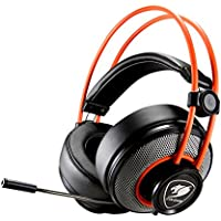 Cougar IMMERSA Over-Ear 3.5mm Gaming Headphones (Black/Orange)